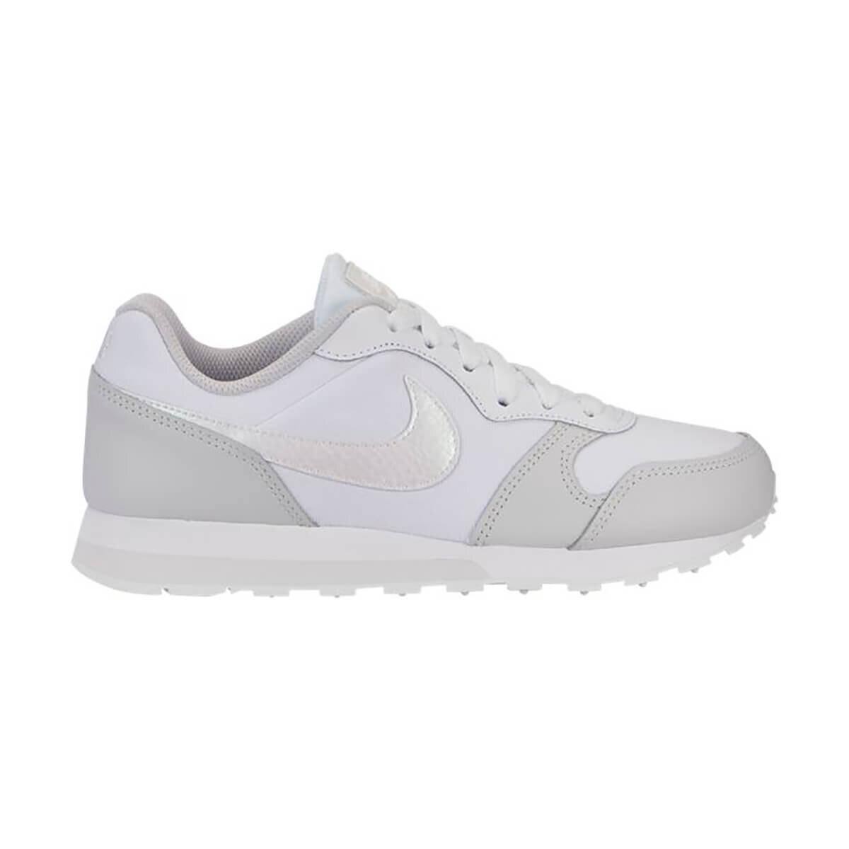 BEYAZ Kız Çocuk Sneaker Ayakkabı MD RUNNER 2 (GS)