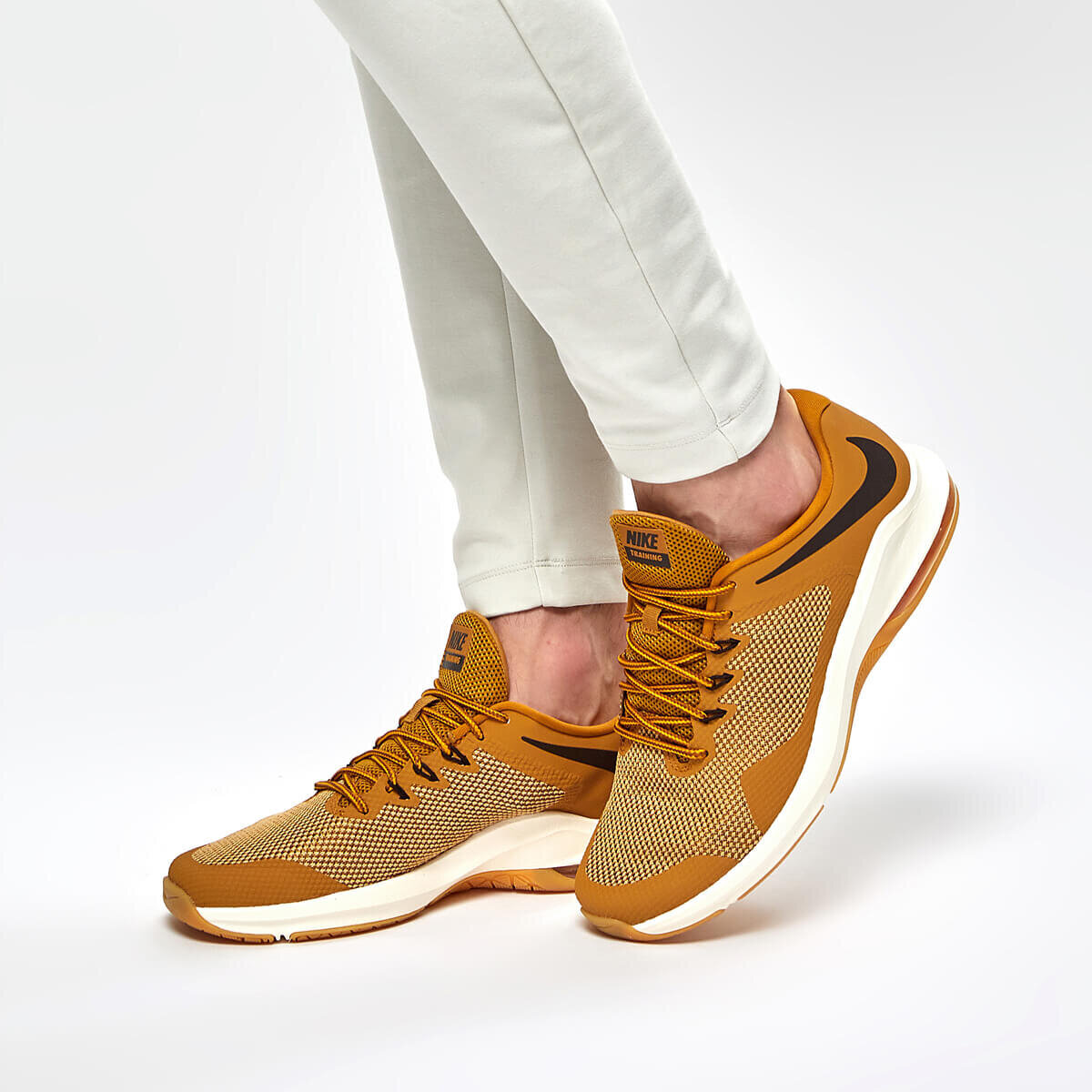 Hardal Erkek Fitness Ayakkabısı AIR MAX ALPHA TRAINER