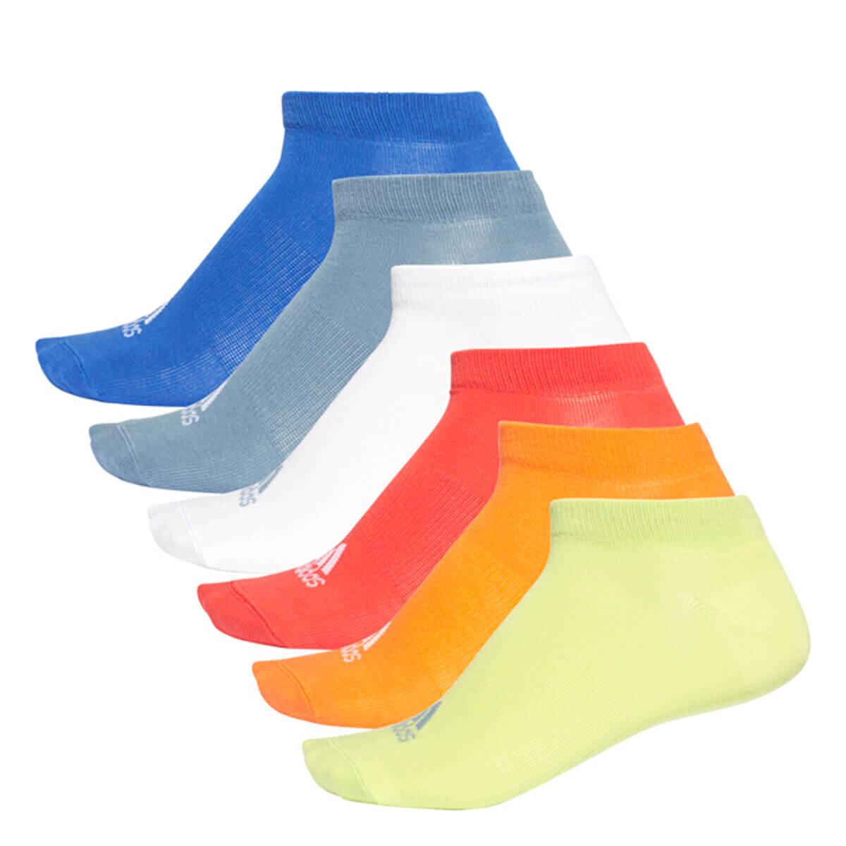 Çok Renkli Unisex Çorap PER NO-SH T 6PP
