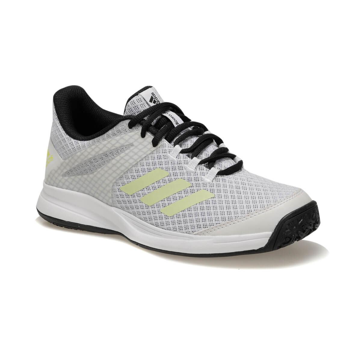 BEYAZ Erkek Tenis Ayakkabısı ADIZERO CLUB OC
