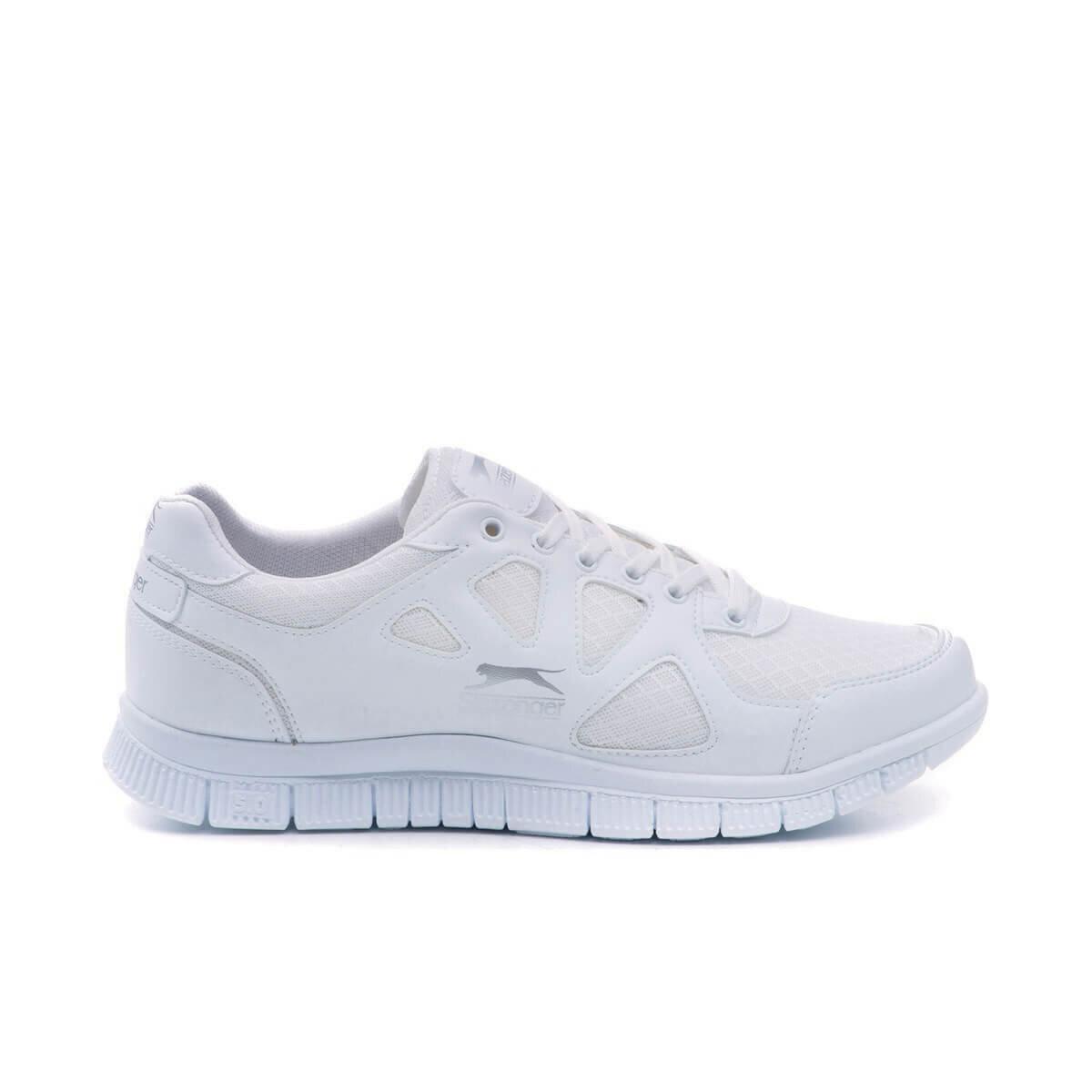 BEYAZ Erkek Koşu Ayakkabısı AKTOM
