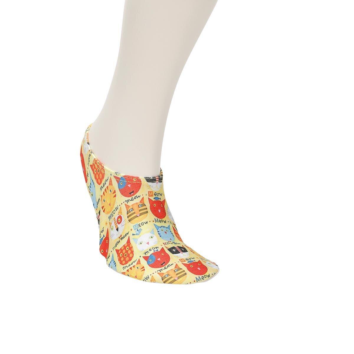 Sarı Kız Çocuk Deniz Ayakkabısı MEOW