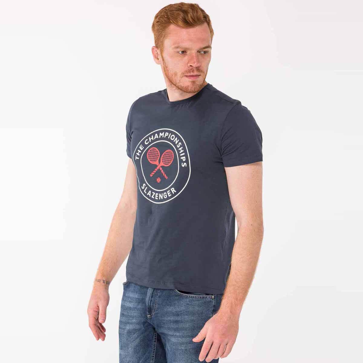 Lacivert Erkek T-Shirt TAMRA