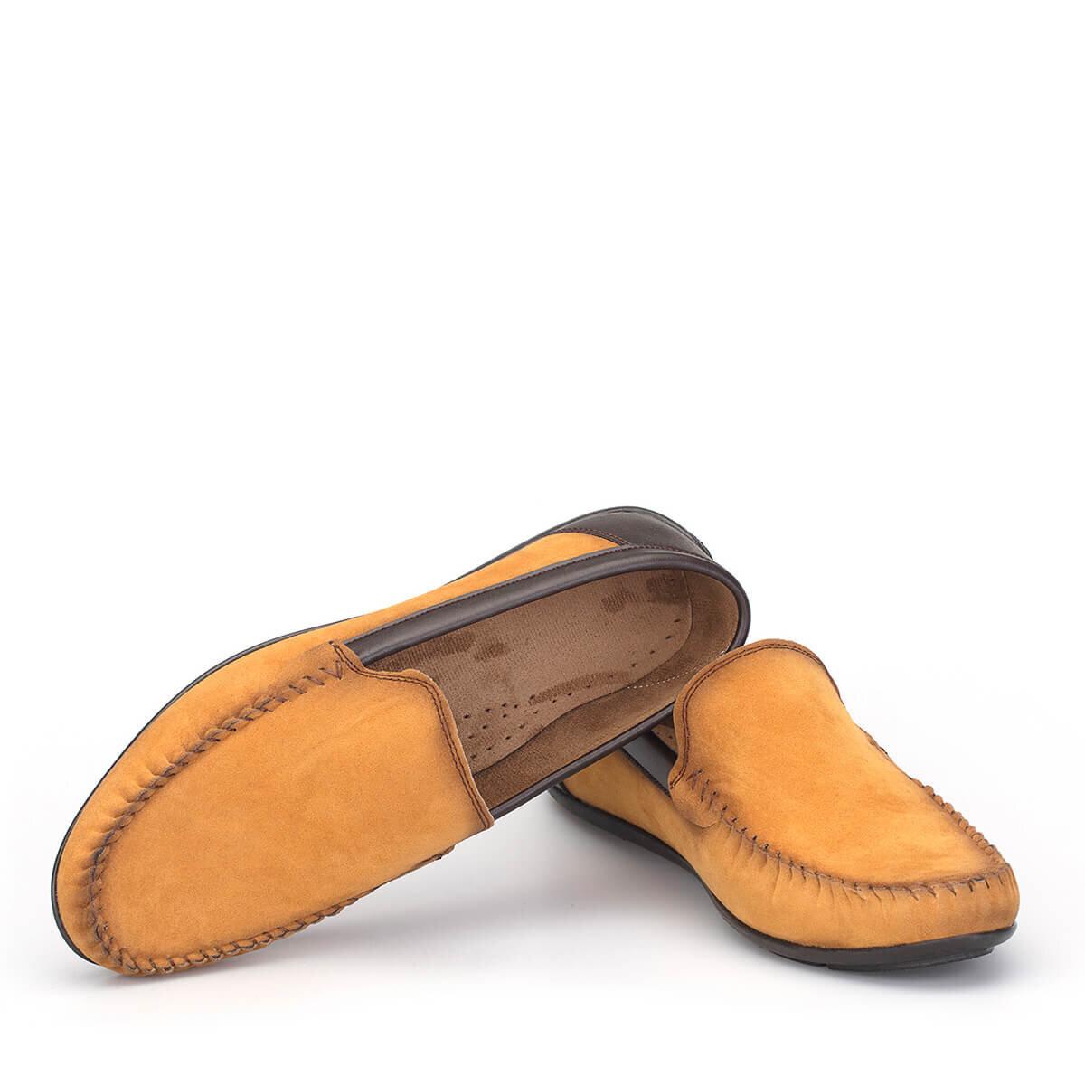 Hardal Erkek Loafer Ayakkabı LFR002HRKHX