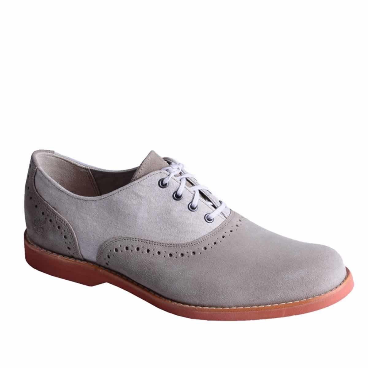 RENKSIZ Erkek Oxford Ayakkabı 1TIM20152250