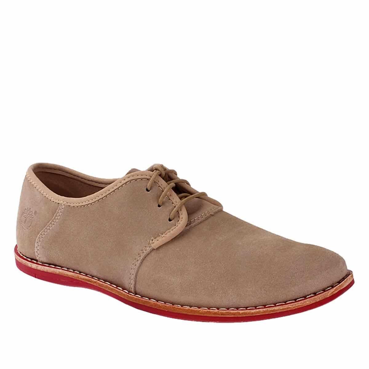 RENKSIZ Erkek Oxford Ayakkabı 1TIM20152680