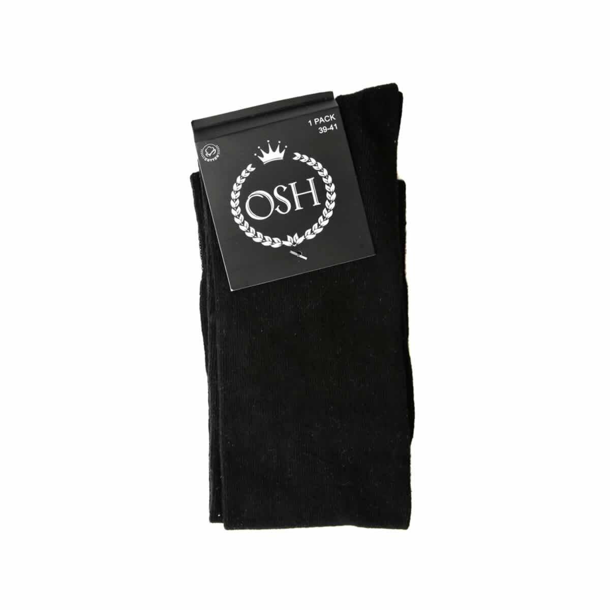 SIYAH Kadın Çorap 1OSHC2017019