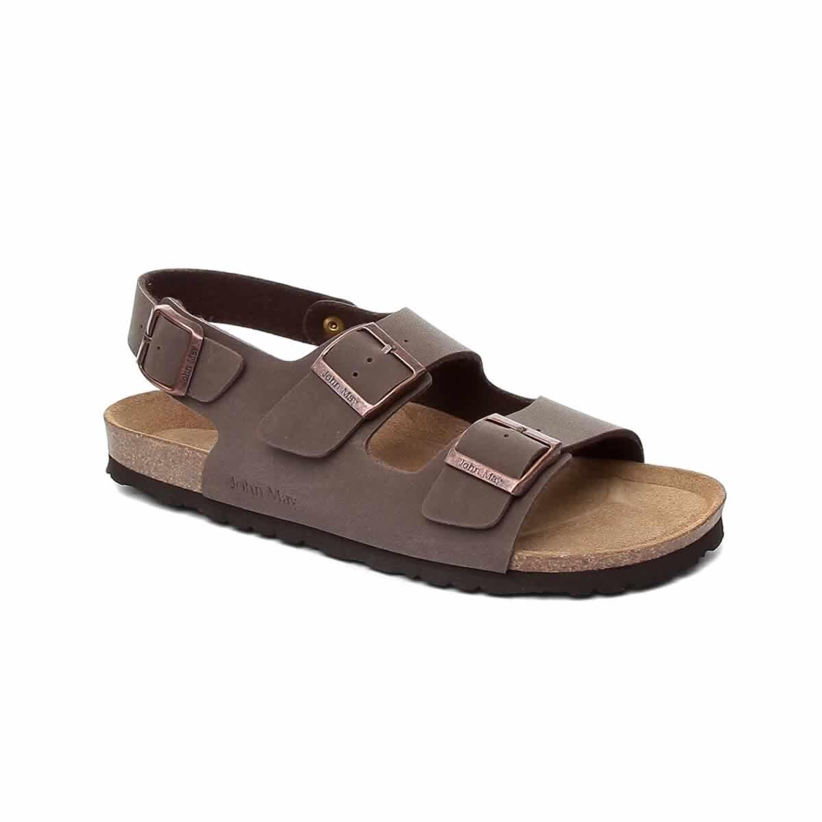 Kahverengi Erkek Sandalet 1JMYM2018152