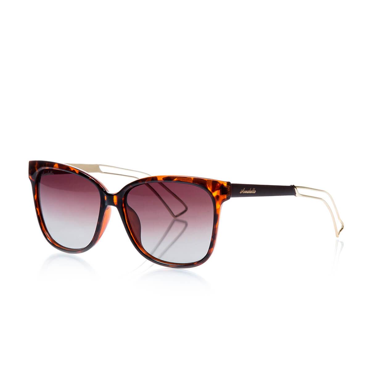 Kahverengi Kadın Güneş Gözlüğü 575241