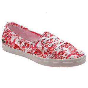 Lacoste Zıane Chunky Fun Pembe Kadın Sneaker Ayakkabı