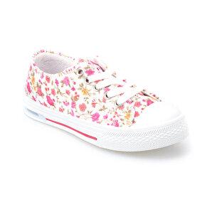 Kinetix  Beyaz Kız Çocuk Sneaker Ayakkabı Dennı F