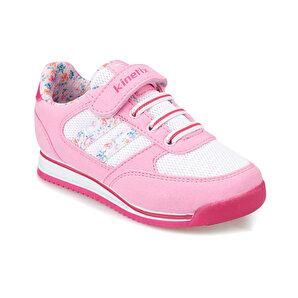 Kinetix  Pembe Kız Çocuk Sneaker Ayakkabı Tramor F