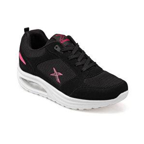 Kinetix  Sıyah Kadın Sneaker Ayakkabı Luda Tx W 9pr