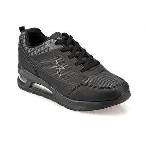 Kinetix  Sıyah Kadın Sneaker Ayakkabı Tona W 9pr