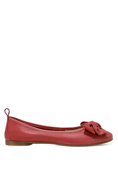 Nine West GRETA Kırmızı Kadın Babet
