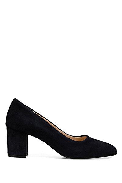 Nine West LEZANA2 Lacivert Kadın Topuklu Ayakkabı