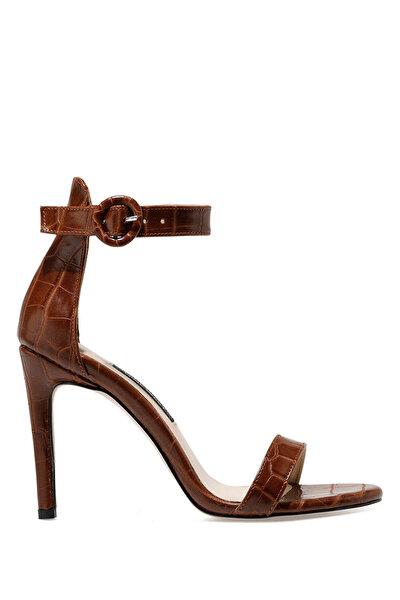 Nine West LINDIT Taba Kadın Topuklu Sandalet
