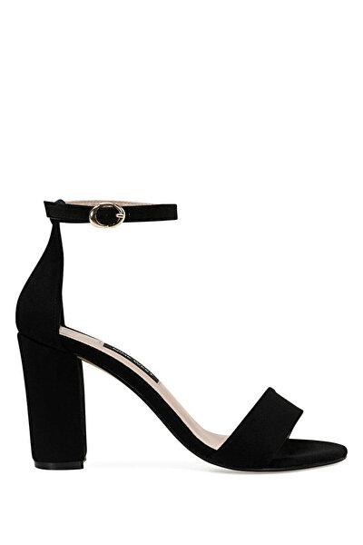 Nine West CALVI2 Siyah Kadın Sandalet