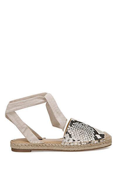 Nine West MORE2-A Gri Kadın Espadril Ayakkabı