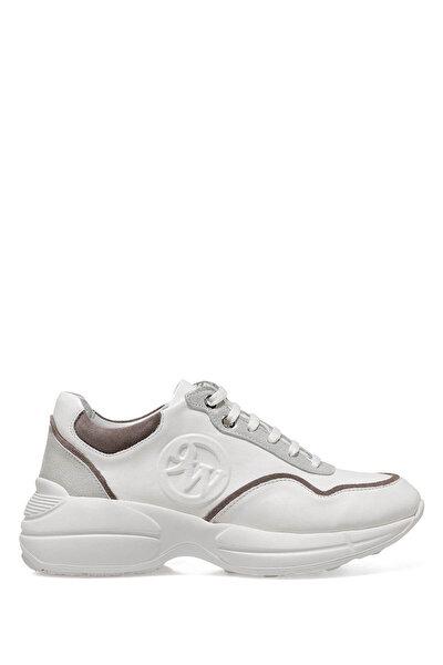 Nine West FIGO Beyaz Kadın Sneaker
