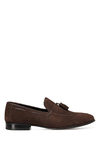 Nine West PAOLO Kahverengi Erkek Loafer Ayakkabı