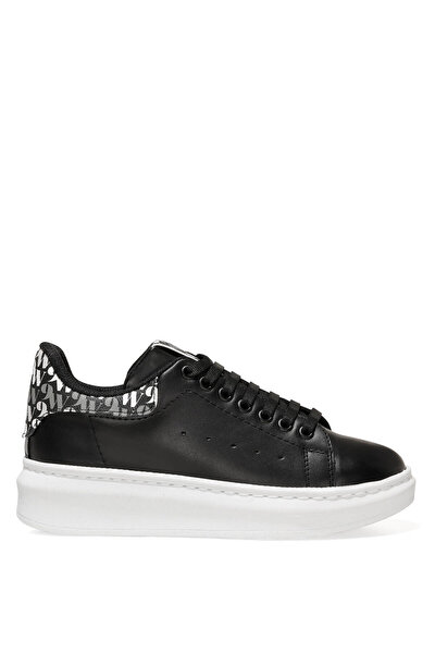 Nine West HERESA 1FX Siyah Kadın Sneaker