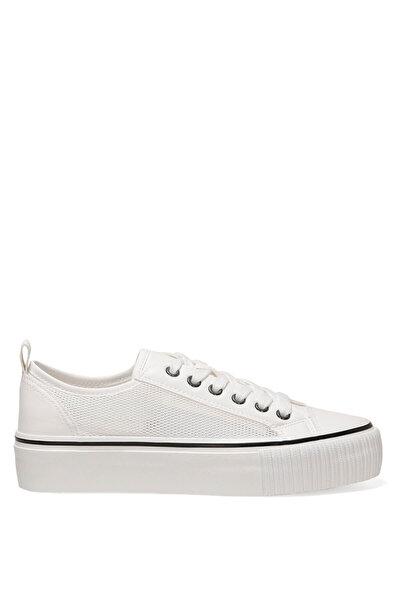 Nine West NOVAK 1FX Beyaz Kadın Sneaker