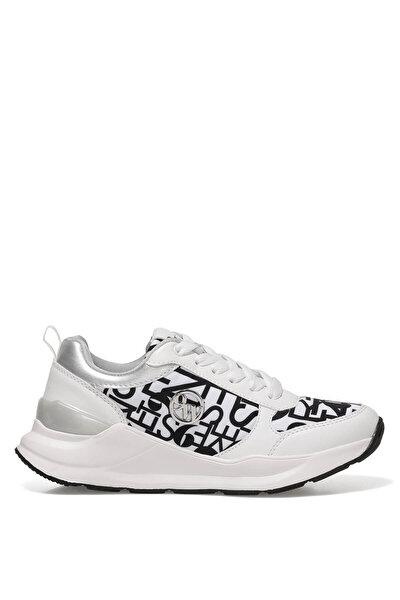 Nine West QUERLY 1FX Beyaz Kadın Sneaker