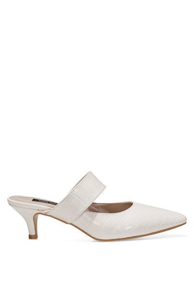 Nine West SENNES 1FX Beyaz Kadın Gova Ayakkabı