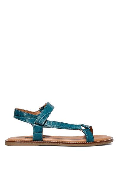 Nine West SANDA 1FX Mavi Kadın Sandalet