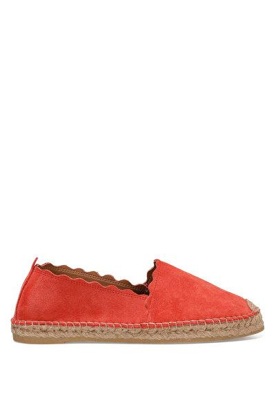 Nine West UNDERDAY 1FX Kırmızı Kadın Espadril Ayakkabı