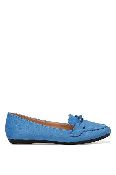 Nine West MAED 1FX Mavi Kadın Loafer