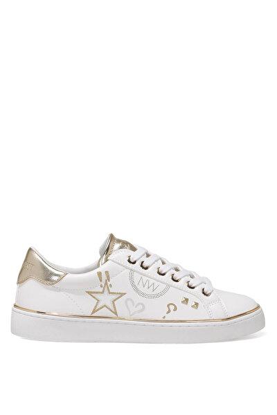 Nine West THYLLE 1FX Beyaz Kadın Sneaker