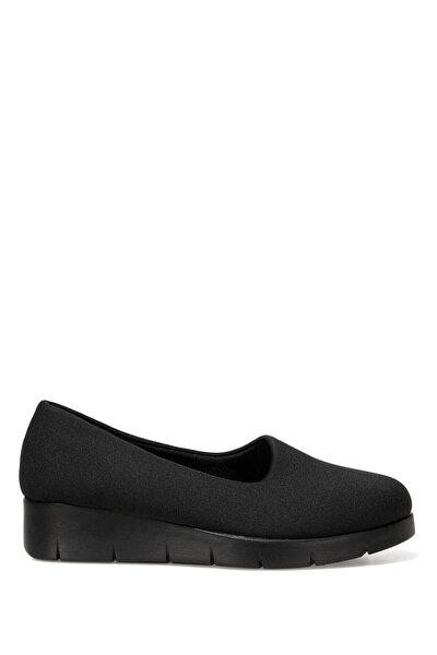 Nine West FALAW Siyah Kadın Dolgu Topuk Ayakkabı