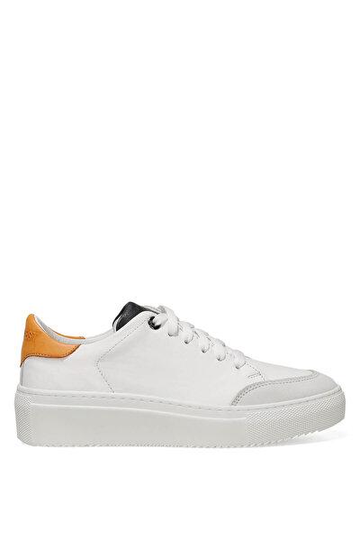 Nine West ZEMAR 1FX Beyaz Kadın Sneaker