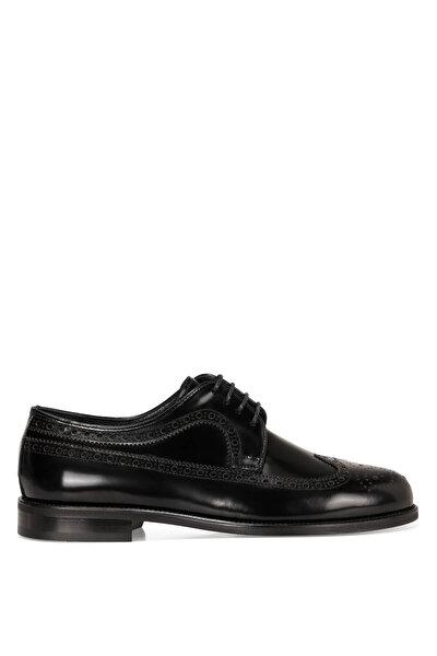 Nine West KARASON 1FX Siyah Erkek Klasik Ayakkabı