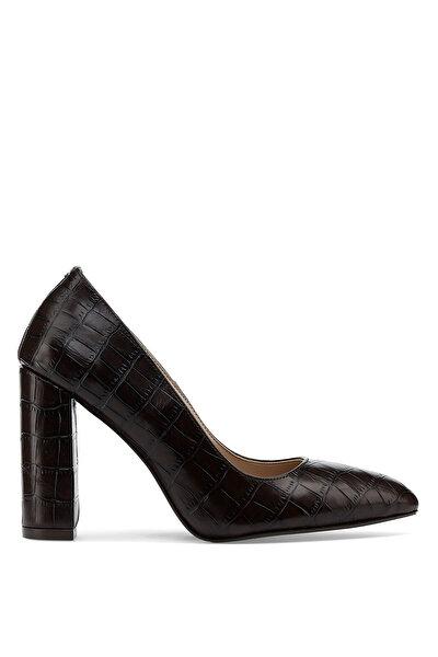 Nine West WILMA 1PR Kahverengi Kadın Gova Ayakkabı