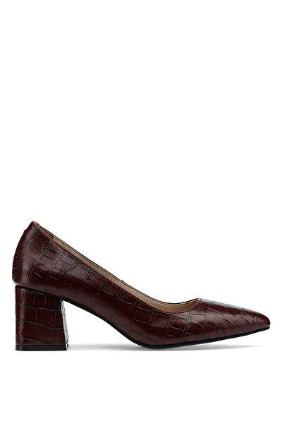 Nine West WALA 1PR Bordo Kadın Gova Ayakkabı
