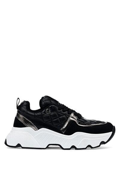 Nine West LOVEN 1PR Siyah Kadın Sneaker