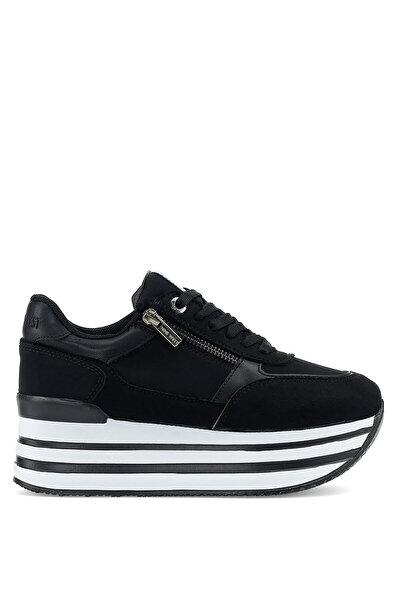 Nine West ZALMA 1PR Siyah Kadın Spor Ayakkabı