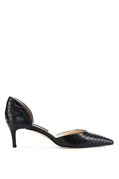 Nine West SOLA 2 1PR Siyah Kadın Gova Ayakkabı