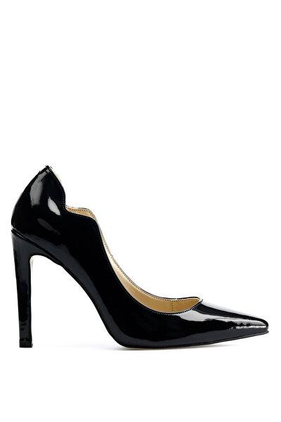 Nine West AVUS 1PR Siyah Kadın Gova Ayakkabı