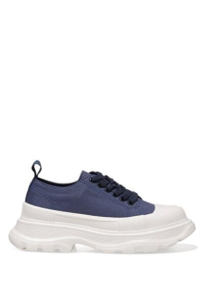 Nine West MOREN 1FX Lacivert Kadın Sneaker
