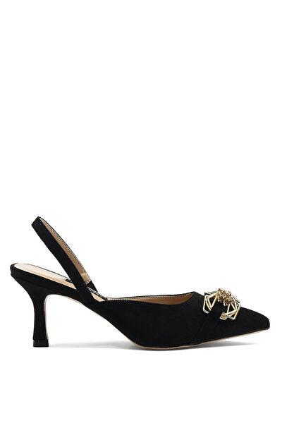 Nine West KYERNAN 1PR Siyah Kadın Gova Ayakkabı