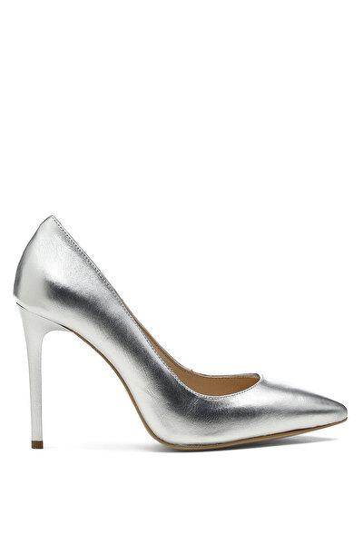 Nine West PANKE 1PR Gümüş Kadın Gova Ayakkabı