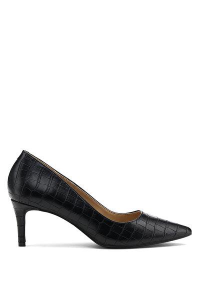 Nine West NAREKYN 1PR Siyah Kadın Gova Ayakkabı