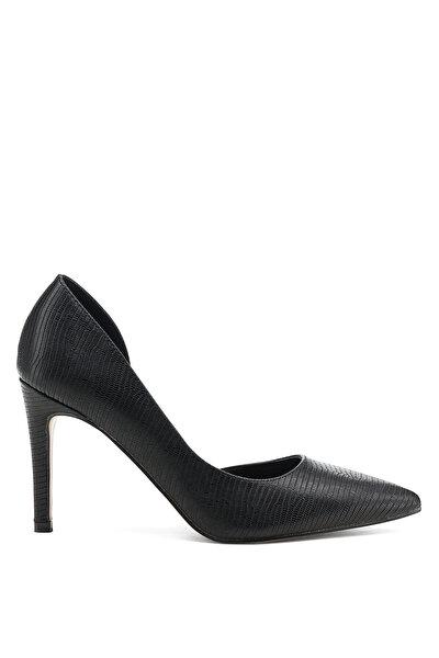 Nine West TIANA5 1PR Siyah Kadın Gova Ayakkabı