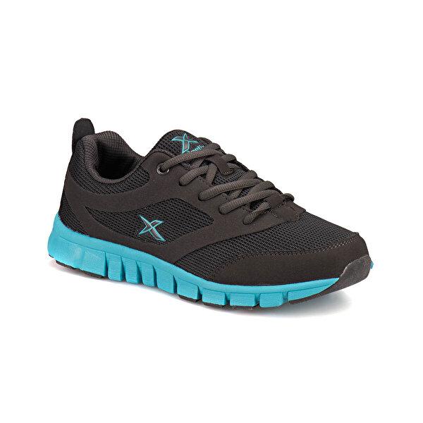 Kinetix 1275237 Gri Kadın Fitness Ayakkabısı