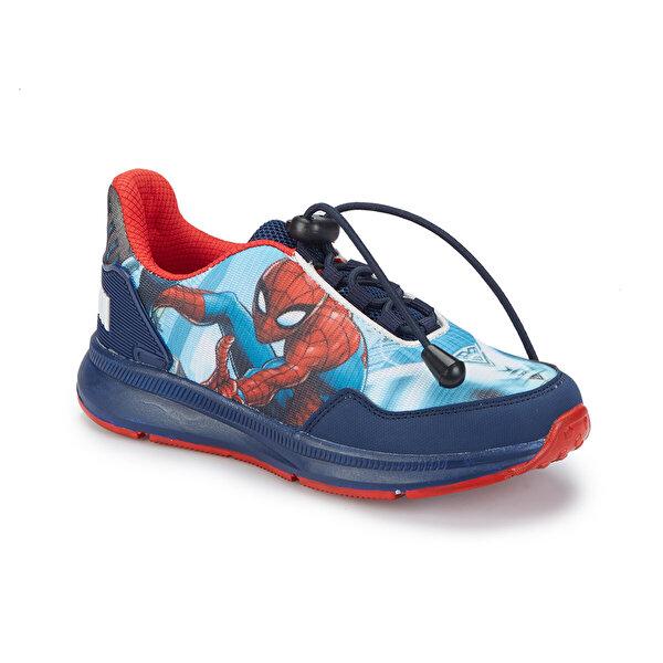 Spiderman TRUST Lacivert Erkek Çocuk Spor Ayakkabı
