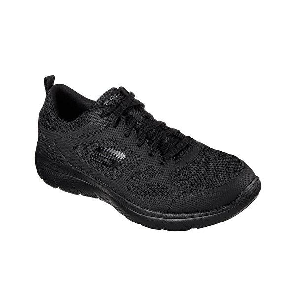 Skechers SUMMITS Siyah Erkek Koşu Ayakkabısı